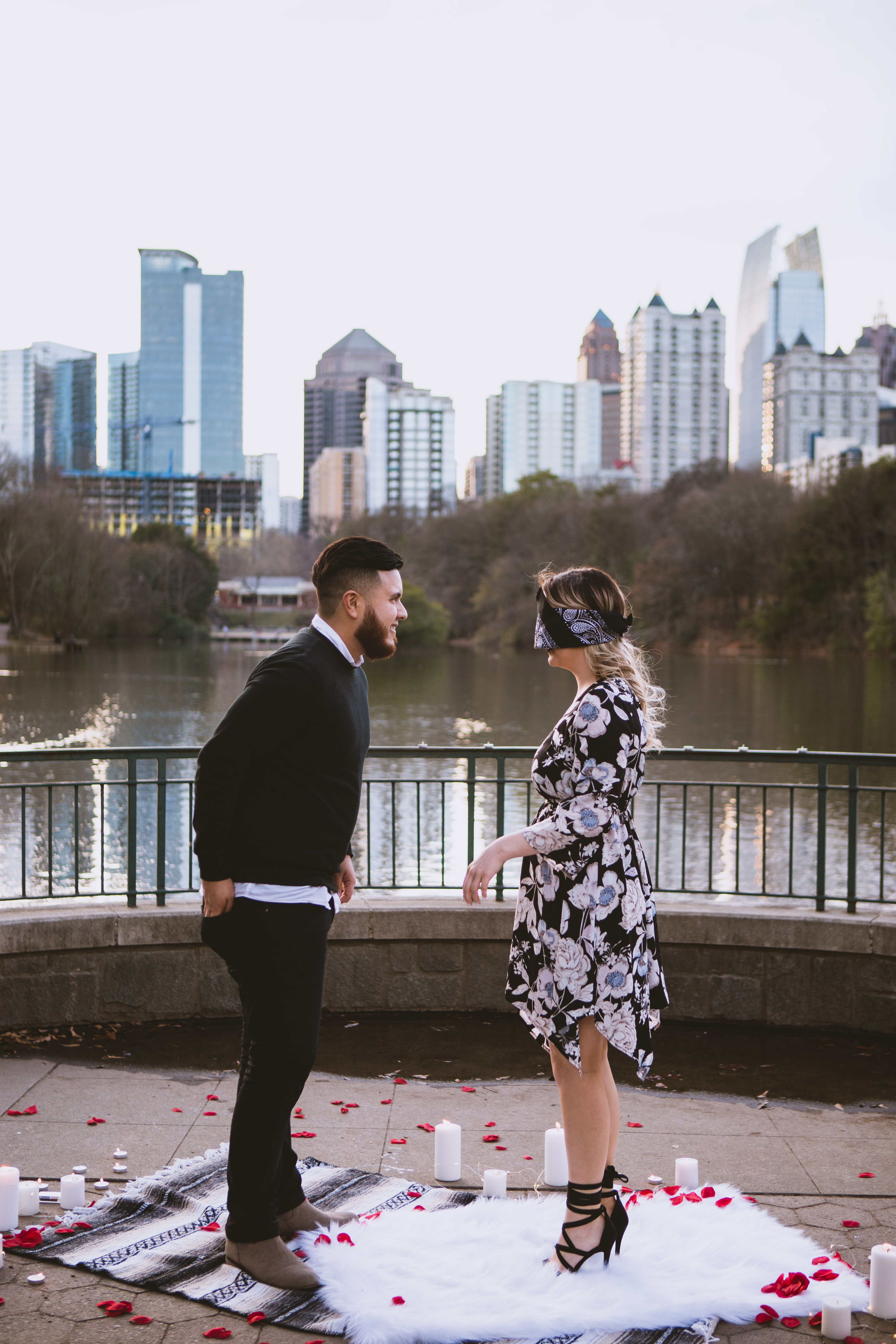 Keven & Micaela // Piedmont Park Atlanta, GA